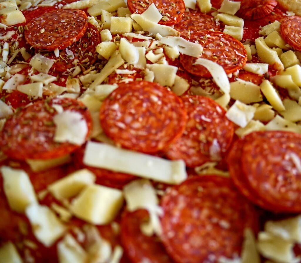Where does pepperoni come from